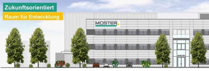 BV Elektrogro·handel Moster Ludwigshafen 3000 qm Tapete Anstrich Lack