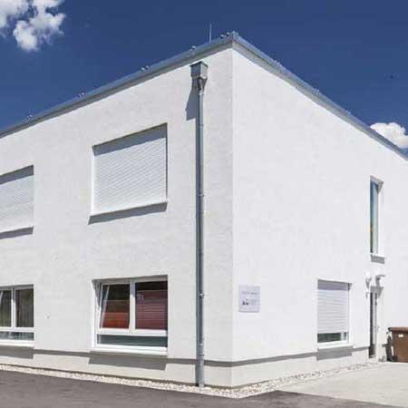 WDVS // Neubau // Sanierung