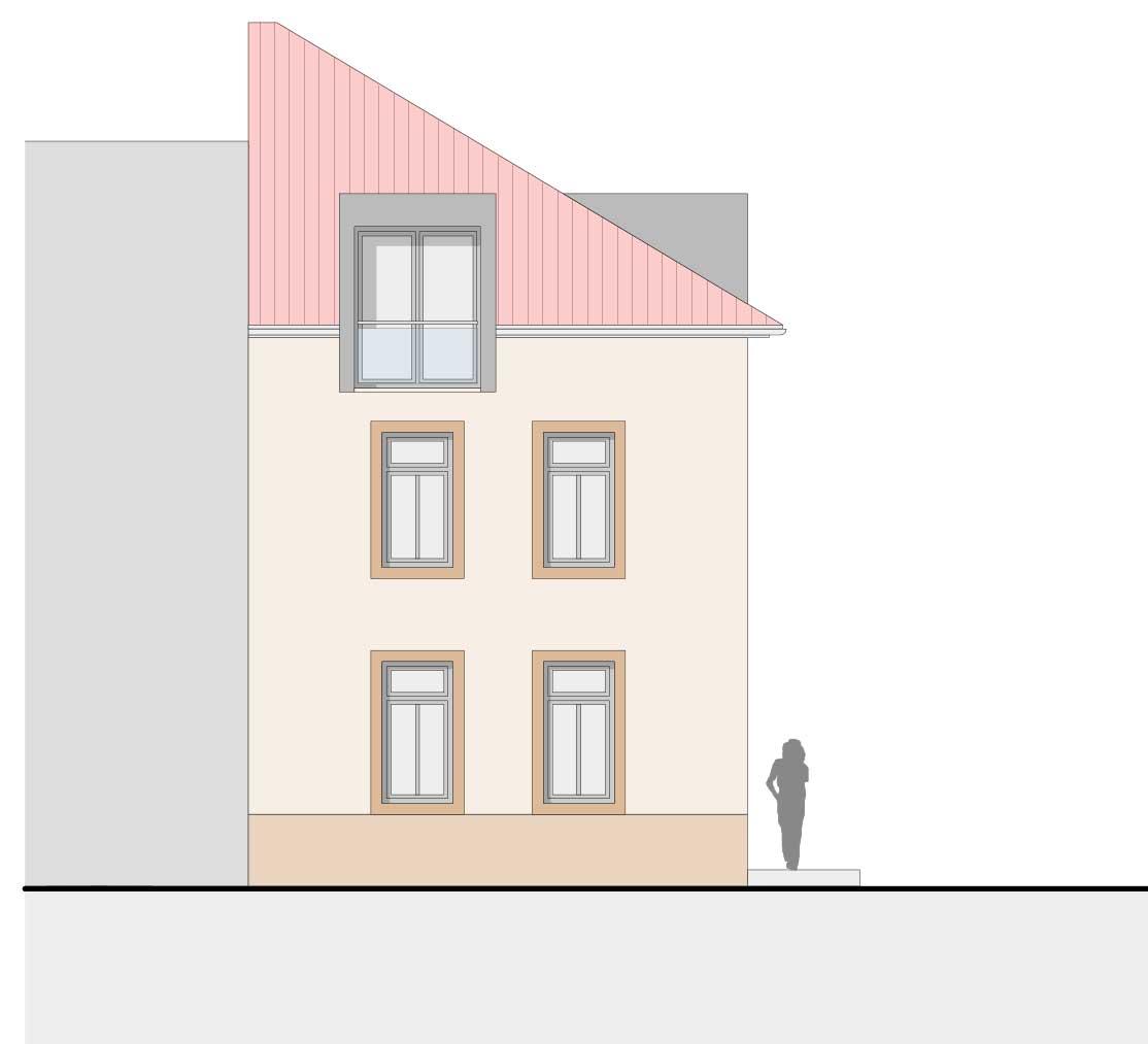 Der Malerbetrieb Tassilo Beck saniert, renoviert und restauriert auch schwierige Häuser